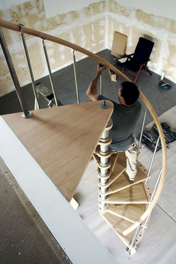 Elite Spiral Stairs