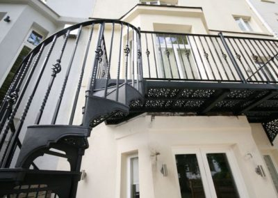 fire-escape-basket-twist-balusters