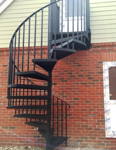 Black Cat B Fire escape compressed