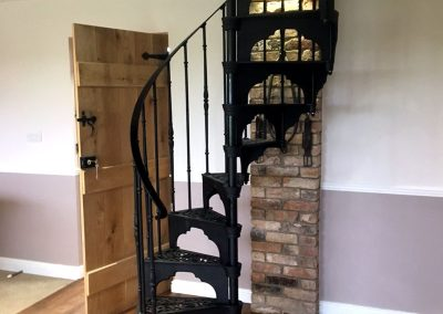 Victorian with Regency balusters5