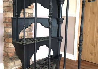 Victorian with Regency balusters8b